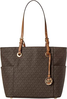 MICHAEL Michael Kors Jet Set Item East/West Signature Tote