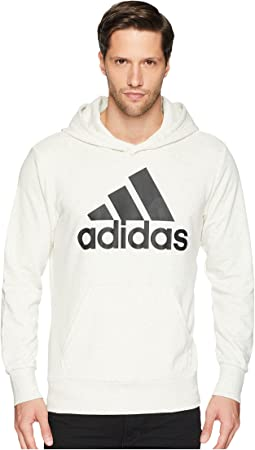Essentials Linear Pullover Hoodie French Terry
