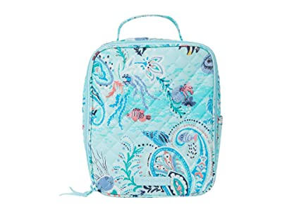 Vera Bradley Lunch Bunch (Paisley Wave) Bags