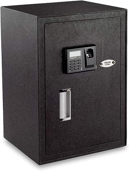 Viking Security Safe VS 50BLX Large Biometric Safe Fingerprint Safe