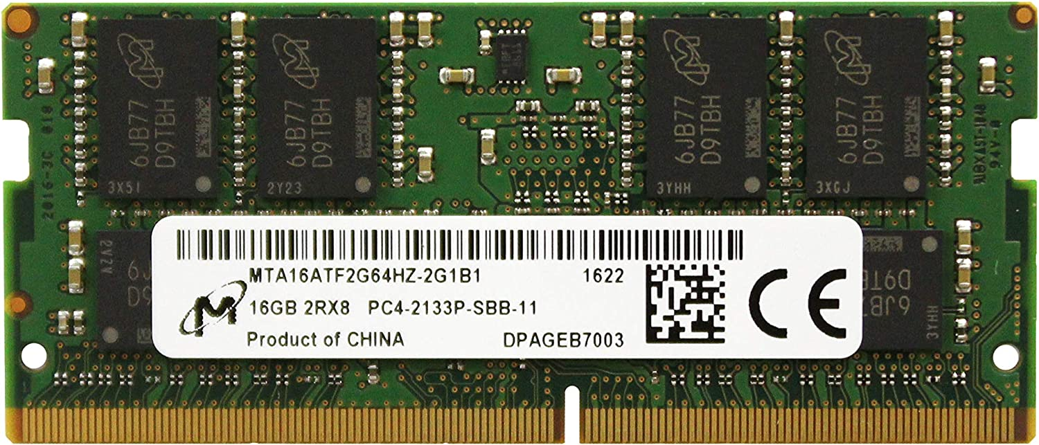 Adamanta 16GB 1x16GB Laptop Memory Fees Our shop OFFers the best service free Upgrade Dell Compatible for