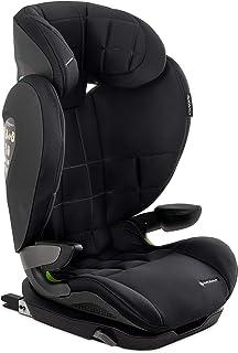 Silla de seguridad para niños Avionaut MaxSpace | compatible con ISOFIX | silla de coche grupo 2/3 (15kg-36kg, 100cm-150cm) | para niños de 4 a 12 años | Berlin Negro