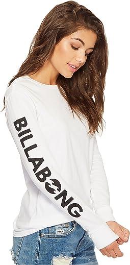 Billabong - Legacy T-Shirt Top