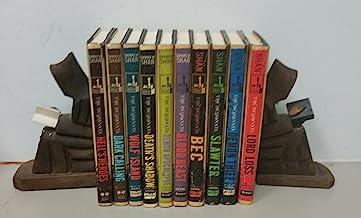 10 Hardcover Complete Demonata Set