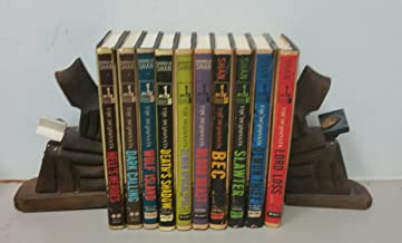 10 Hardcover Complete Demonata Set