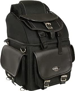 Milwaukee Performance MP8155-BLK-PCS Black Sissy Bar Bag
