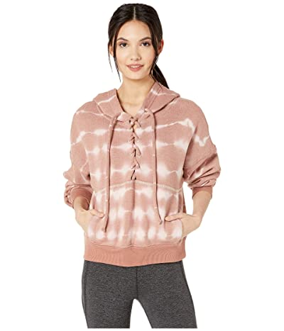 FP Movement Tie-Dye Believer Sweat (Taupe) Women