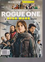 ENTERTAINMENT WEEKLY MAGAZINE THE ULTIMATE GUIDE TO ROGUE ONE STAR WARS 2017