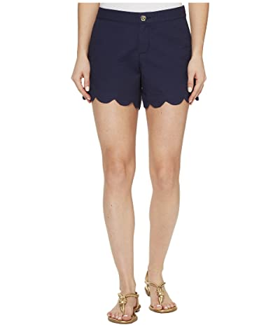 Lilly Pulitzer Buttercup Shorts (True Navy) Women