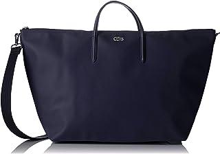 لاكوست حقيبة تسوق للنساء، كحلي