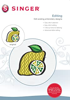 SINGER Futura Editing Software for XL-400