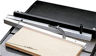 WoodRiver Taper Jig, Aluminum Guide Bars and Push Handle
