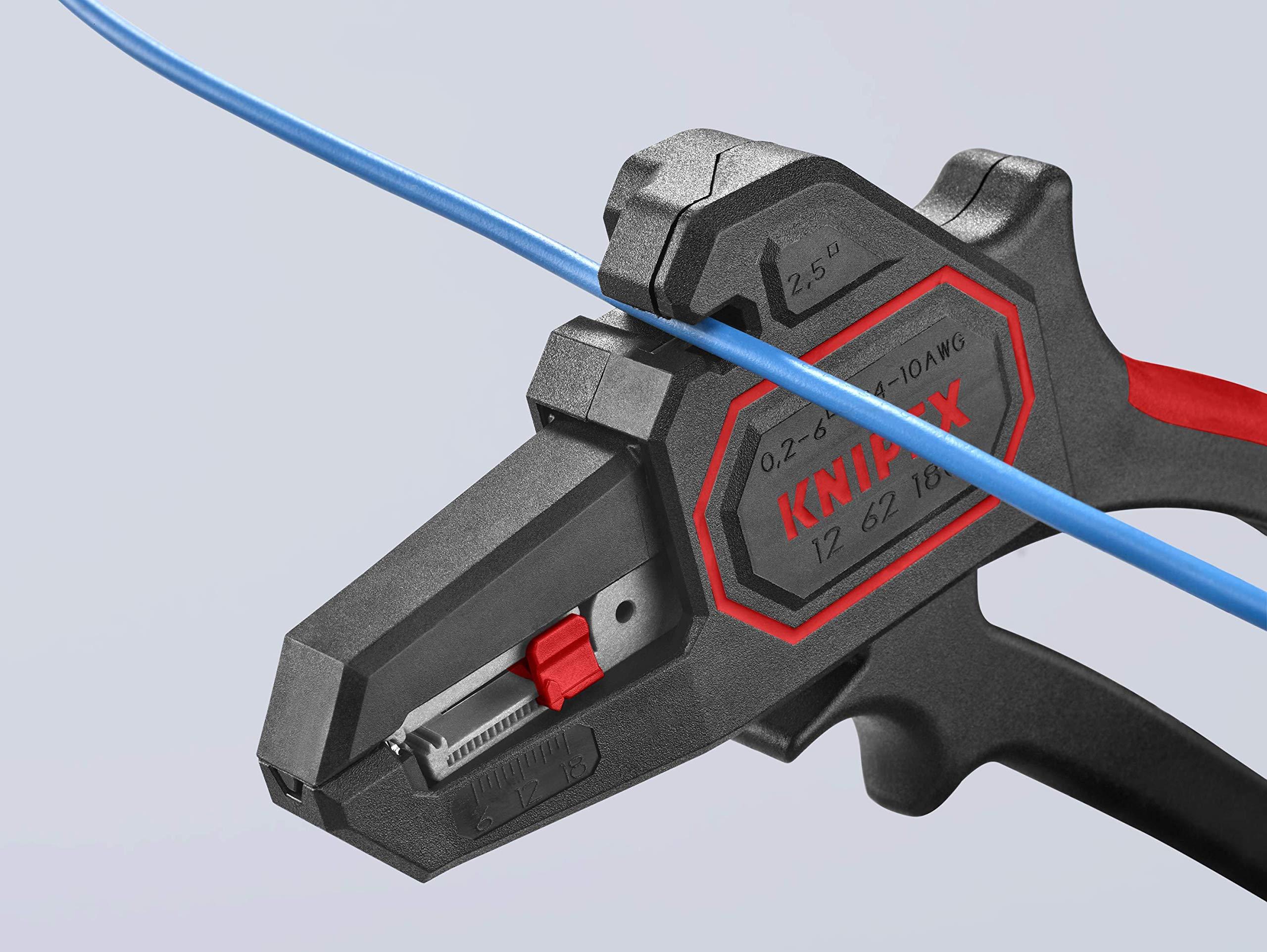 180mm Knipex KPX1262180 Alicate Pelacables 12 62 180 SB