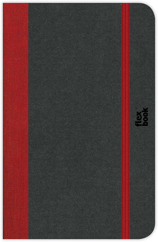 Flexbook Blank Notebook 6.75X9.5-Rot B012UKL9N4  | Garantiere Qualität und Quantität