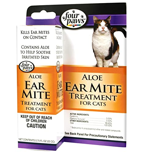 Ear Mites For Cats Amazon Com