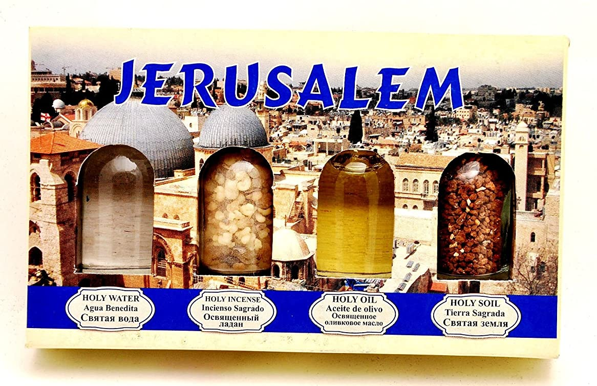 簡単なええ姿勢BlessingコレクションキットからHolylandエルサレム