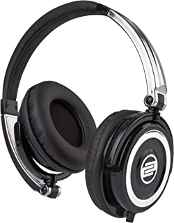 $29 » Reloop RHP-5 DJ Headphones, Solid Chrome