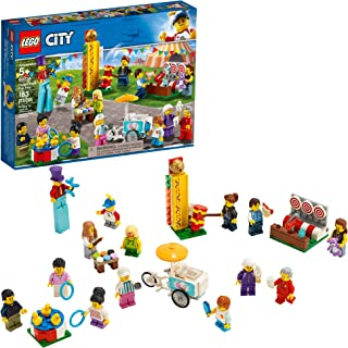 LEGO City People Pack – Fun Fair 60234 Building Kit, New...