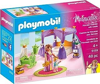 Playmobil Princess Chamber with Cradle