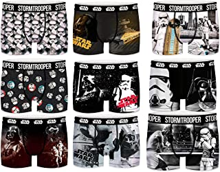 8feab2eaeeedd Boxer Homme Star Wars -Assortiment modèles Photos Selon arrivages-