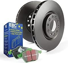 EBC Brakes EBC S14KR1132 Brake Kit