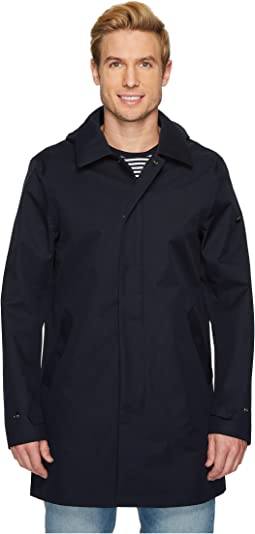 2.5 Nylon Ripstop Passage Commuter Coat