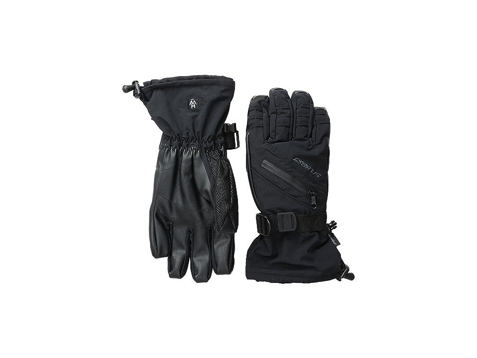 Seirus Heatwave Plus Daze Glove (Black) Ski Gloves
