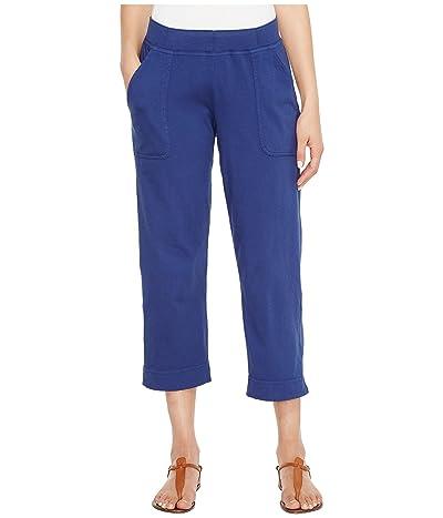 Fresh Produce Key Largo Capris (Moonlight Blue) Women