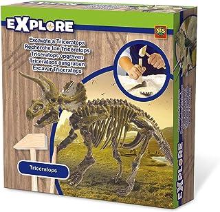 SES Creative Excavate Triceratops