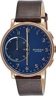 Smartwatch Híbrido Skagen Hagen Connected SKT1103 Café Oscuro