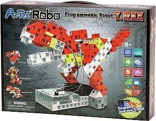 JAPAN ARTEC, INC. Robotist TREX & Friends Programmable Walking Robot Arduino Build Robotics Kit