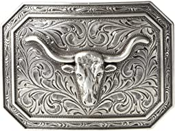Rectangle Longhorn Buckle
