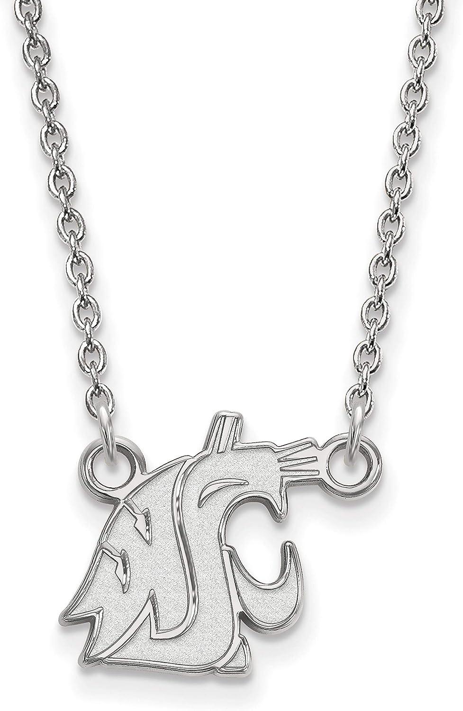 NEW Washington State WSU Max 57% OFF Cougars School Pendant in Necklace Mascot S