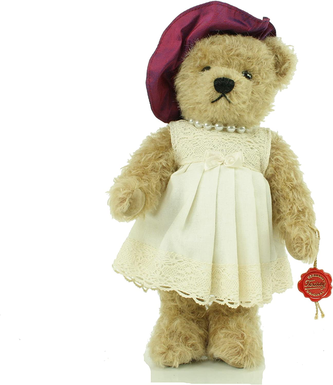 Herman Teddy Bear Lady Ascot 30cm (japan import)