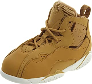Nike Toddler Boy's True Flight, Golden Harvest/Sail, 8C