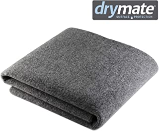 Drymate Premium Whelping Box Liner (48 Inches x 59 Inches), Machine Washable Whelping Mat - Absorbent/Waterproof - Whelping Pad - Easily Cut to Fit Any Whelping Box, (Made in The USA)