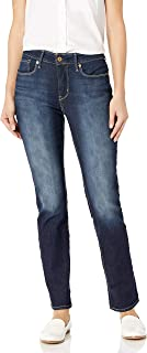 Signature by Levi Strauss & Co. Gold Label Women's Totally Shaping Slim Straight Jeans
