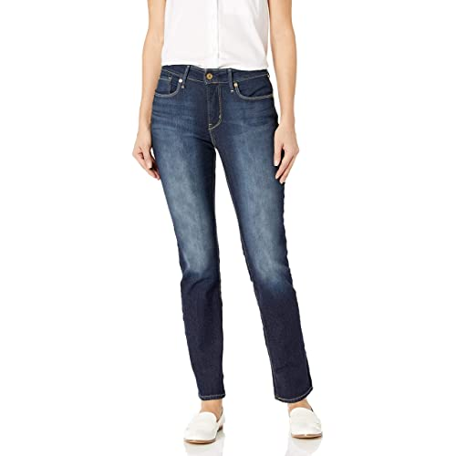New Women Long Inseam Denim Skinny Boot-Cut Straight Stretch Jeans Pants 0-16