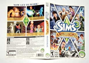 Sims 3: Ambitions Expansion Pack for PC