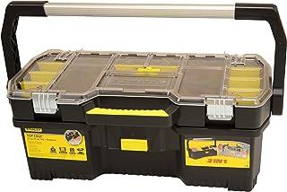 Stanley 1-97-514 Boîte À Outils 610 X 323 X 251Mm Avec Organiseur Transparent –..