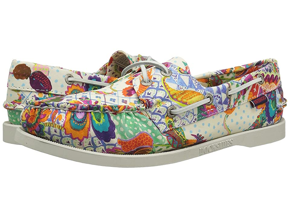 Sebago Dockside (Grand Bazzar Print) Women