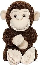 "Your Buddy Boodles 16"" Tall Soft Plush Monkey"