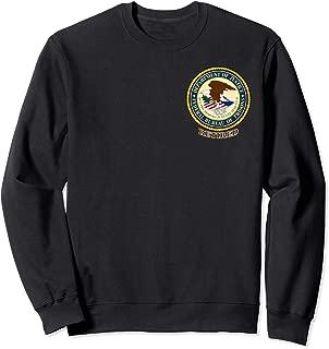 Federal Bureau of Prisons Retired Logo Sweatshirt