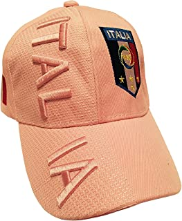 a8b4c9bcda Baseball Caps Hats with Five 3D Embroideries – Countries of Europe