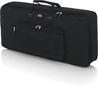 Gator Cases Padded Keyboard Gig Bag; Fits 61 Note Keyboards (GKB-61)