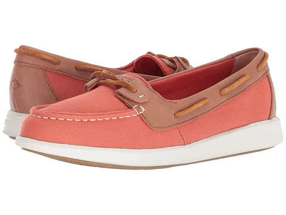 Sperry Oasis Loft Canvas (Red) Women