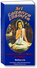 Sri Caitanya Lilamrta Madhya Lila (Spanish Edition)
