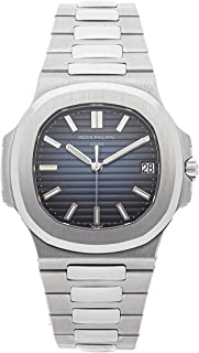 Patek Philippe Nautilus Mechanical (Automatic) Blue Dial Mens Watch 5711/1A-010 (Certified Pre-Owned)