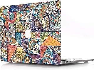 Bandless AJYX - Carcasa rígida de plástico solo compatible con la versión antigua MacBook Pro de 13 pulgadas (modelo: A127...
