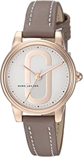 Marc Jacobs Casual Watch For Women Analog Leather - MJ1581